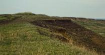 Zone cu alunecări de teren şi eroziune de pe teritoriul Comunei VORNICENI
